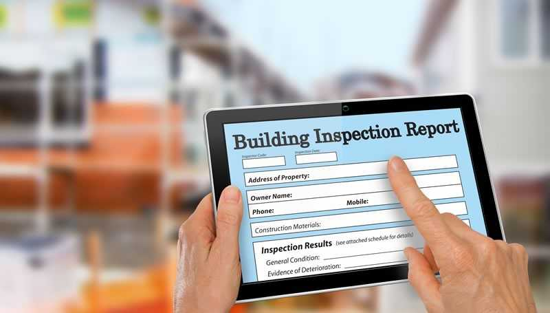 inspection reporting for realtors