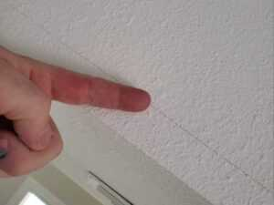 Inspection Defect Cracked Drywall