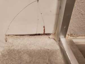 Inspection Defect Deteriorated Caulking